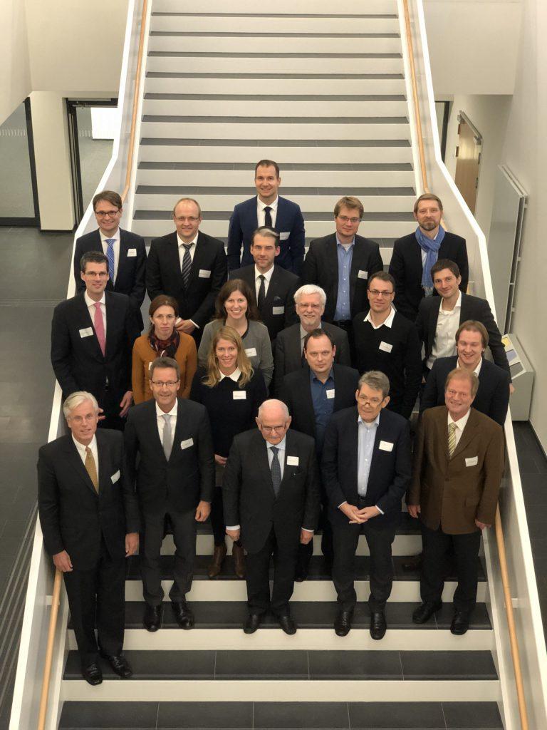 5. Treffen der Jackstädt Fellows an der Ruhr Universität Bochum